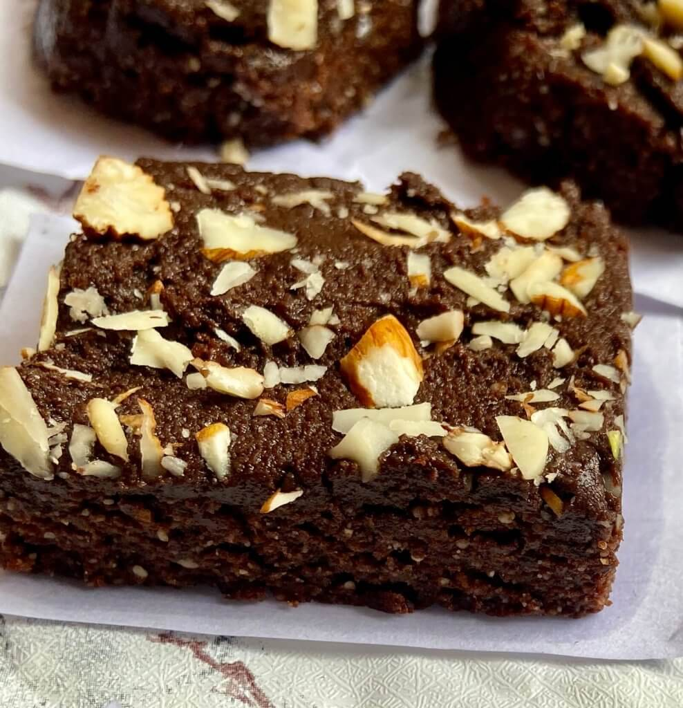 How to make healthy brownie